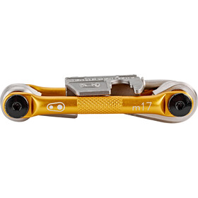 Crankbrothers Multi 17 Tool guld